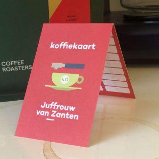 Koffiekaart Groot